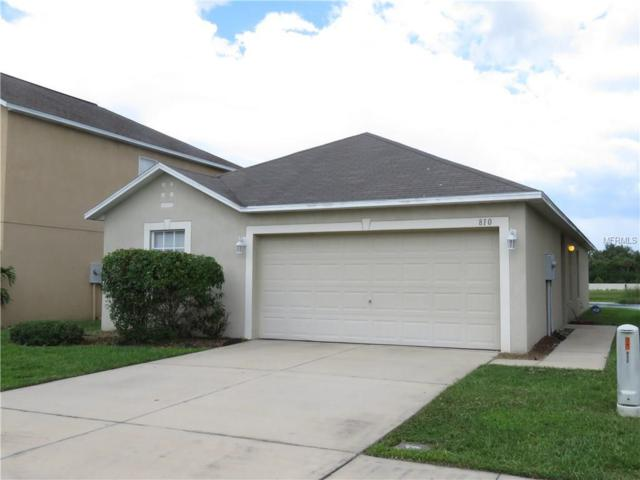 810 Brenton Leaf Drive, Ruskin, FL 33570 (MLS #T2900812) :: Team Bohannon Keller Williams, Tampa Properties