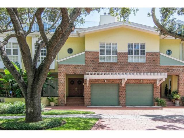 714 S Rome Avenue #714, Tampa, FL 33606 (MLS #T2901078) :: The Duncan Duo & Associates