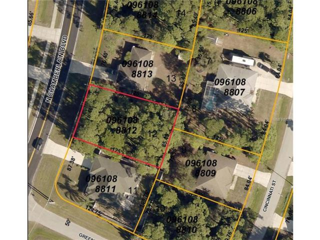 N Chamberlain Boulevard, North Port, FL 34286 (MLS #T2901262) :: BCA Realty