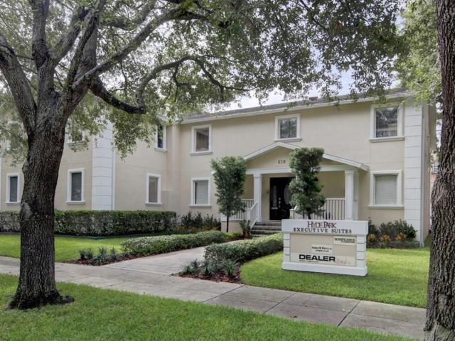 610 W Azeele Street, Tampa, FL 33606 (MLS #T2902104) :: The Duncan Duo & Associates