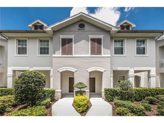 9417 Cavendish Drive #104, Tampa, FL 33626 (MLS #T2902583) :: The Duncan Duo & Associates