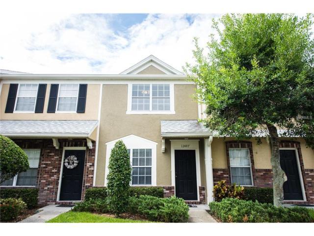 12487 Berkeley Square Drive, Tampa, FL 33626 (MLS #T2903461) :: Team Bohannon Keller Williams, Tampa Properties
