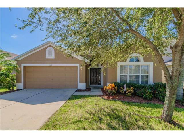 505 Stone Briar Drive, Ruskin, FL 33570 (MLS #T2903675) :: Team Bohannon Keller Williams, Tampa Properties