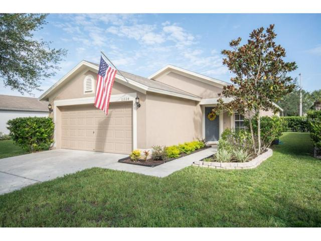 11224 Summer Star Drive, Riverview, FL 33579 (MLS #T2904064) :: The Duncan Duo & Associates