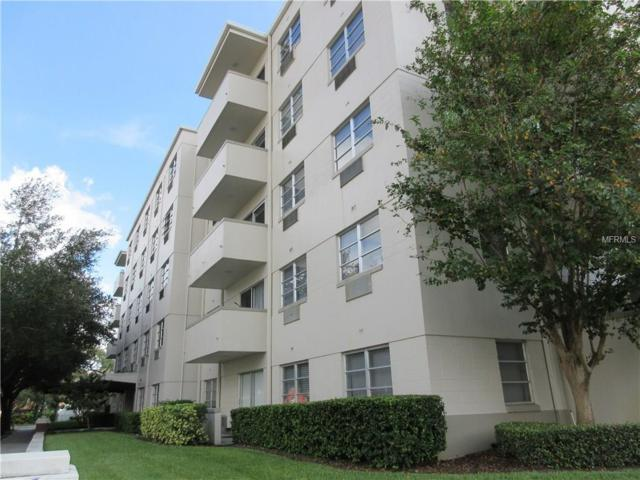 406 W Azeele Street #208, Tampa, FL 33606 (MLS #T2904162) :: The Duncan Duo & Associates