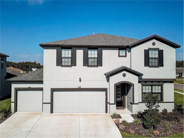 8249 Carlton Ridge Drive, Land O Lakes, FL 34638 (MLS #T2904588) :: Cartwright Realty
