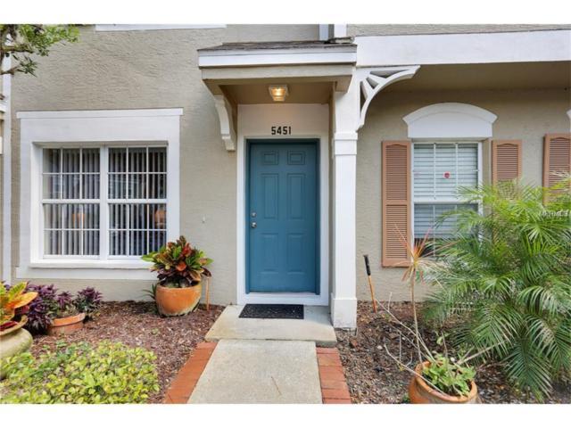 5451 Carrollwood Key Drive, Tampa, FL 33624 (MLS #T2904615) :: The Duncan Duo & Associates