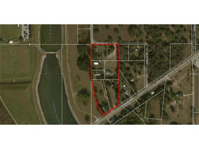 Jefferson Road, Thonotosassa, FL 33592 (MLS #T2904810) :: Team Bohannon Keller Williams, Tampa Properties