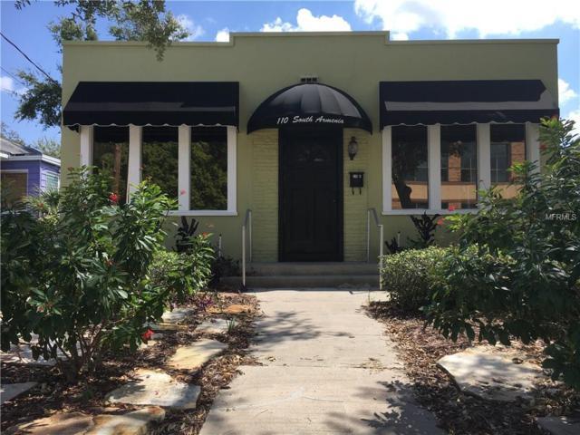 110 S Armenia Avenue, Tampa, FL 33609 (MLS #T2905130) :: Delgado Home Team at Keller Williams