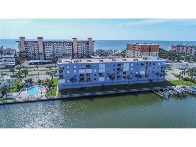 18325 Gulf Boulevard #306, Redington Shores, FL 33708 (MLS #T2905152) :: The Lockhart Team