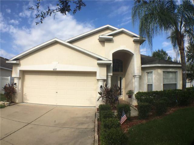 1022 Cristelle Jean Drive, Ruskin, FL 33570 (MLS #T2905159) :: Team Bohannon Keller Williams, Tampa Properties