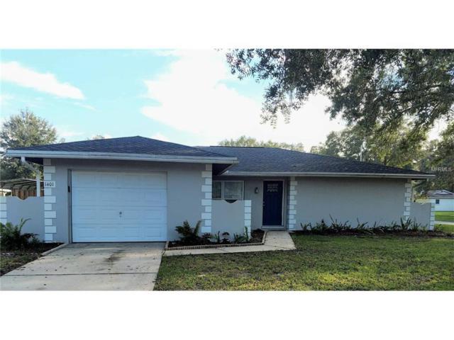 1401 Wildrose Drive, Lutz, FL 33549 (MLS #T2905297) :: Griffin Group