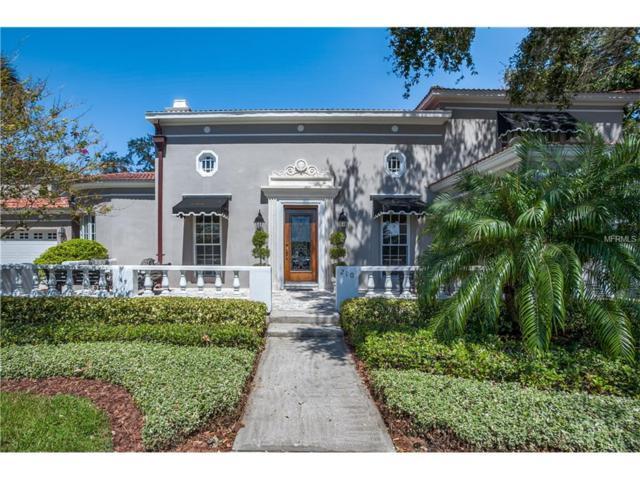 210 Brightwaters Boulevard NE, St Petersburg, FL 33704 (MLS #T2905353) :: Griffin Group
