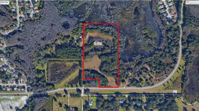 0 Willow Bend Parkway, Lutz, FL 33549 (MLS #T2905433) :: Griffin Group