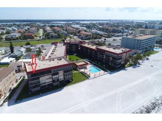 17580 Gulf Boulevard Ph-E, Redington Shores, FL 33708 (MLS #T2905908) :: The Lockhart Team