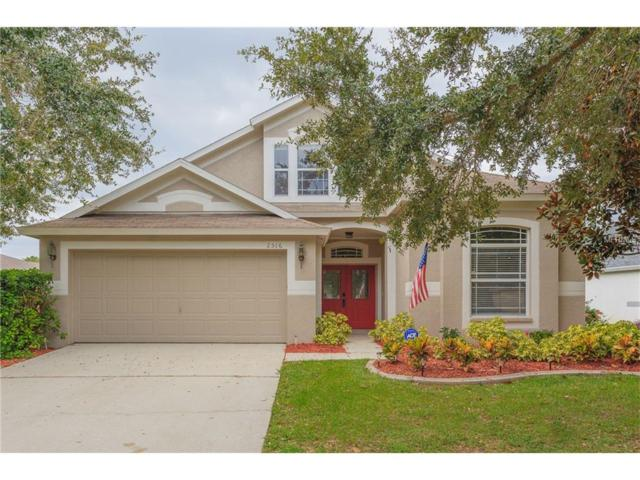 2516 Groveway Drive, Valrico, FL 33596 (MLS #T2906052) :: Arruda Family Real Estate Team