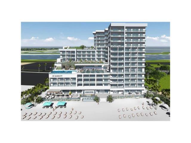 691 S Gulfview Boulevard #1403, Clearwater Beach, FL 33767 (MLS #T2906253) :: Team Bohannon Keller Williams, Tampa Properties
