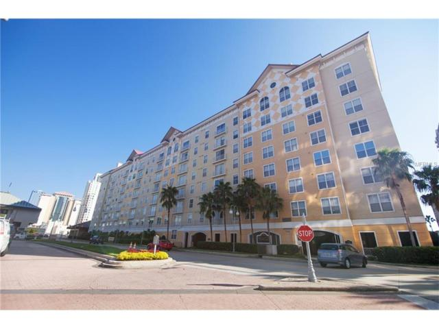 700 S Harbour Island Boulevard #443, Tampa, FL 33602 (MLS #T2906839) :: The Duncan Duo & Associates