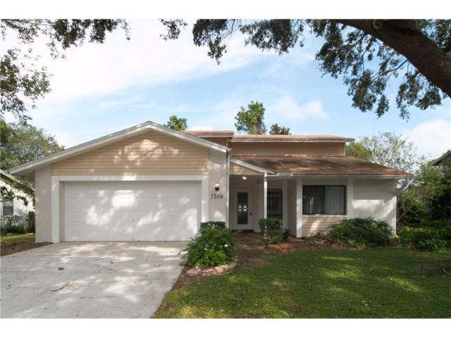 1308 Holleman Drive, Valrico, FL 33596 (MLS #T2907674) :: Arruda Family Real Estate Team