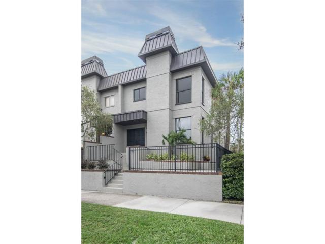 162 E Davis Boulevard, Tampa, FL 33606 (MLS #T2908043) :: Gate Arty & the Group - Keller Williams Realty
