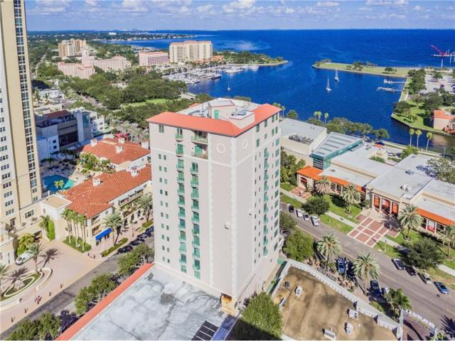 288 Beach Drive NE 5B, St Petersburg, FL 33701 (MLS #T2908318) :: Gate Arty & the Group - Keller Williams Realty