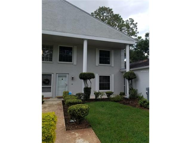 5348 Saddlebrook Way #4, Wesley Chapel, FL 33543 (MLS #T2908709) :: Arruda Family Real Estate Team