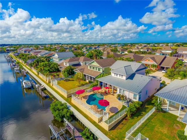 5729 Tortoise Place, Apollo Beach, FL 33572 (MLS #T2908722) :: Arruda Family Real Estate Team