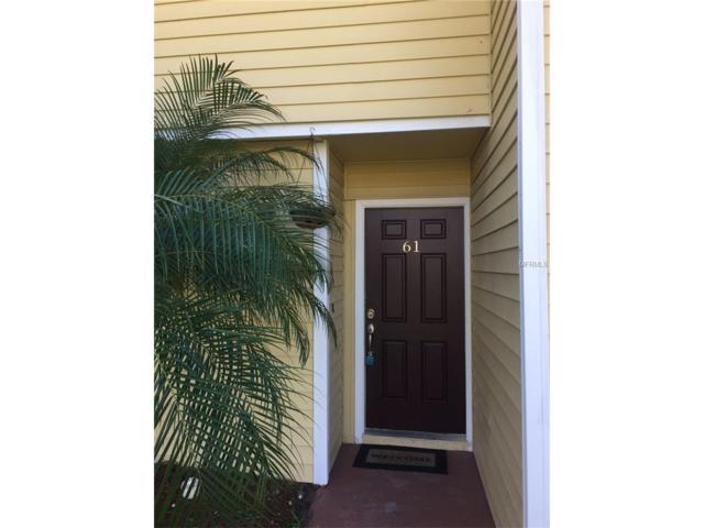 22640 Watersedge Boulevard #61, Land O Lakes, FL 34639 (MLS #T2908743) :: Team Bohannon Keller Williams, Tampa Properties