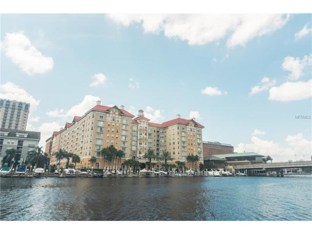 700 S Harbour Island Boulevard #839, Tampa, FL 33602 (MLS #T2909288) :: The Duncan Duo & Associates