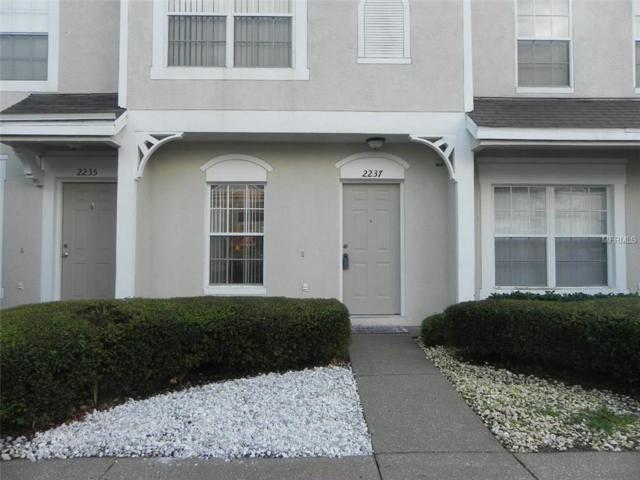 2237 Lake Woodberry Circle, Brandon, FL 33510 (MLS #T2909321) :: Premium Properties Real Estate Services