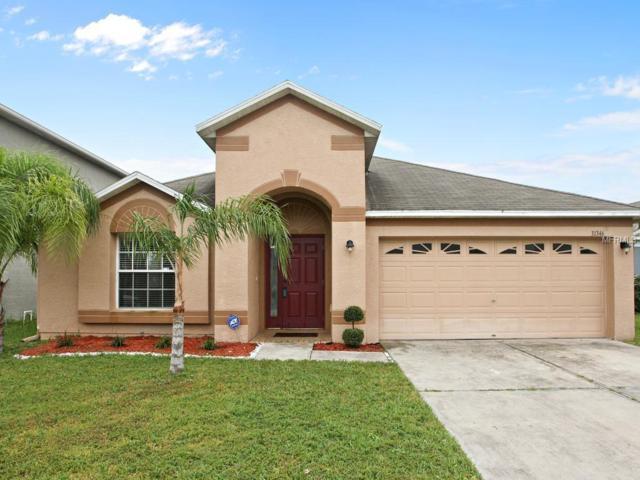 31346 Glendalough Way, Wesley Chapel, FL 33545 (MLS #T2909362) :: Team Bohannon Keller Williams, Tampa Properties