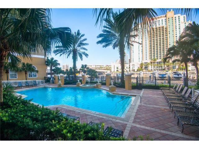 700 S Harbour Island Boulevard #326, Tampa, FL 33602 (MLS #T2909469) :: The Duncan Duo & Associates