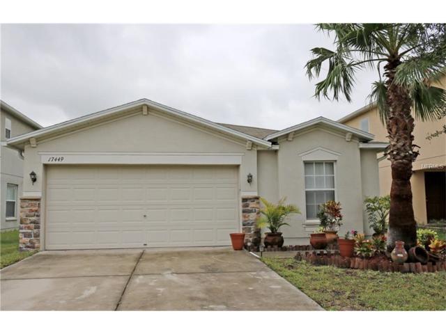 17449 Garden Heath Court, Land O Lakes, FL 34638 (MLS #T2909501) :: Team Bohannon Keller Williams, Tampa Properties