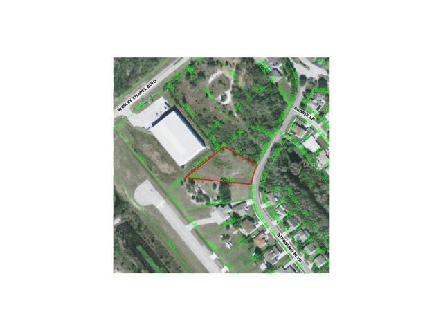 0 Birdsong Boulevard, Lutz, FL 33559 (MLS #T2909583) :: The Duncan Duo & Associates