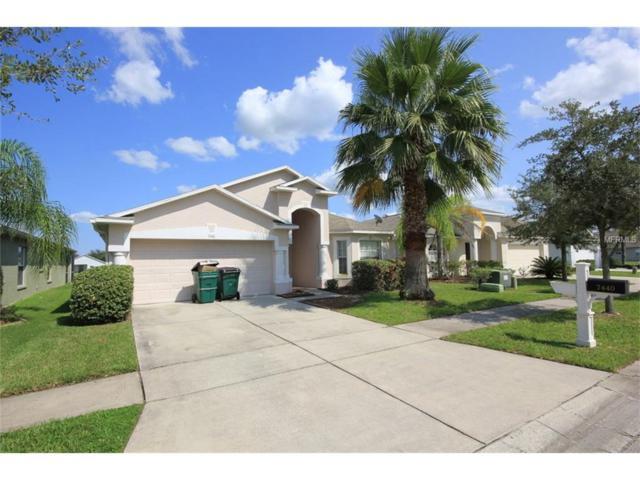 7440 Tower Bridge Drive, Wesley Chapel, FL 33545 (MLS #T2909810) :: Team Bohannon Keller Williams, Tampa Properties