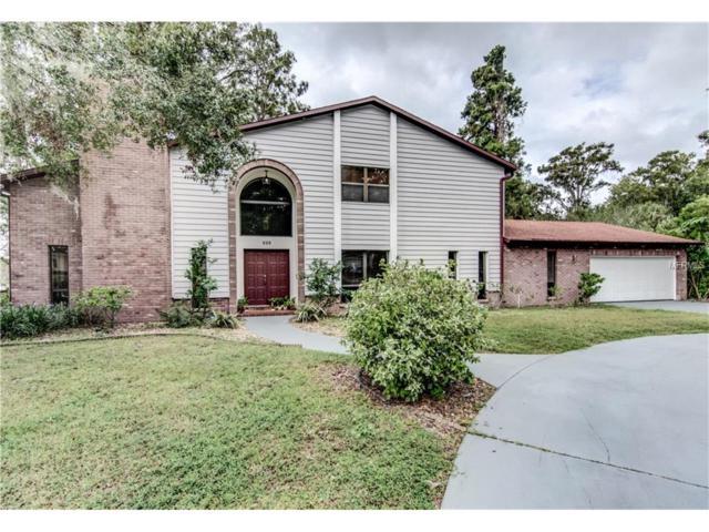 223 S Riverhills Drive, Temple Terrace, FL 33617 (MLS #T2909814) :: Team Bohannon Keller Williams, Tampa Properties