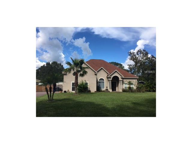 2514 Victarra Circle, Lutz, FL 33559 (MLS #T2909928) :: Team Bohannon Keller Williams, Tampa Properties