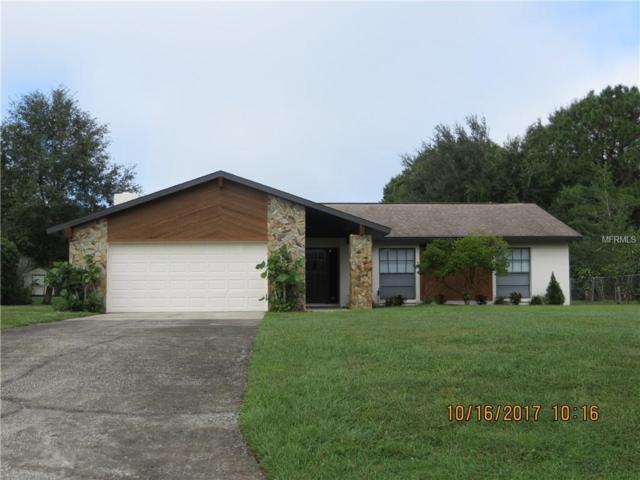 17308 Lynndan Drive, Lutz, FL 33548 (MLS #T2909970) :: The Duncan Duo & Associates