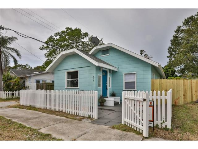 418 24TH Street N, St Petersburg, FL 33713 (MLS #T2910178) :: Griffin Group