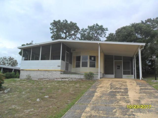 7391 Del Rio Avenue, Brooksville, FL 34613 (MLS #T2910961) :: Premium Properties Real Estate Services