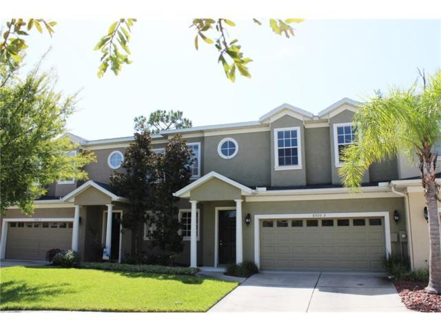 8320 Manor Club Circle #2, Tampa, FL 33647 (MLS #T2913193) :: Team Bohannon Keller Williams, Tampa Properties