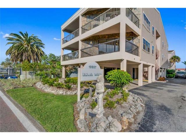 19937 Gulf Boulevard C1, Indian Shores, FL 33785 (MLS #T2913456) :: The Lockhart Team