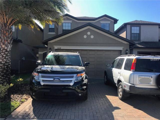 1624 Acadia Harbor Place, Brandon, FL 33511 (MLS #T2913545) :: Team Bohannon Keller Williams, Tampa Properties