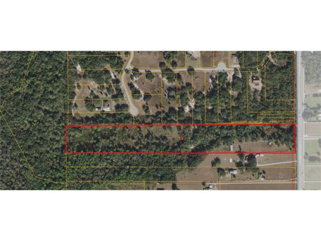 7117 S County Line Road, Plant City, FL 33567 (MLS #T2913993) :: Team Bohannon Keller Williams, Tampa Properties