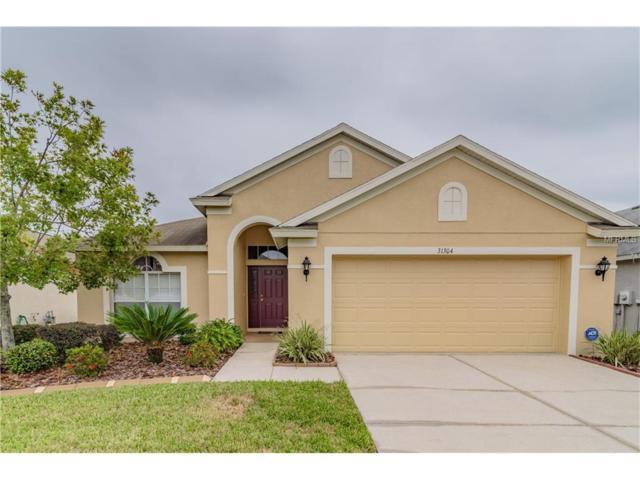 31304 Chatterly Drive, Wesley Chapel, FL 33543 (MLS #T2914114) :: Team Bohannon Keller Williams, Tampa Properties