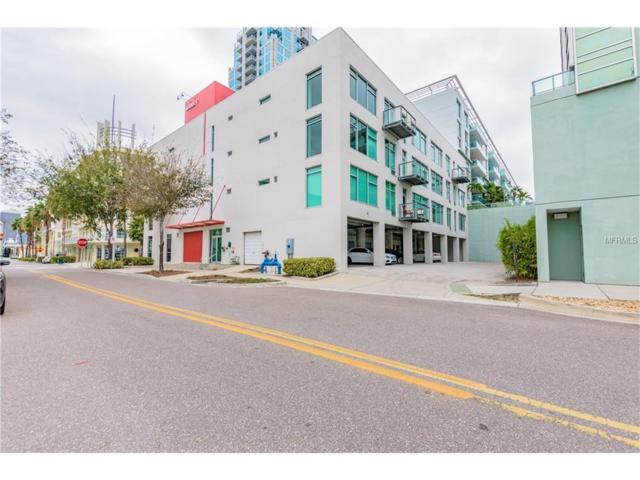 101 N 12TH Street #207, Tampa, FL 33602 (MLS #T2914262) :: The Duncan Duo Team