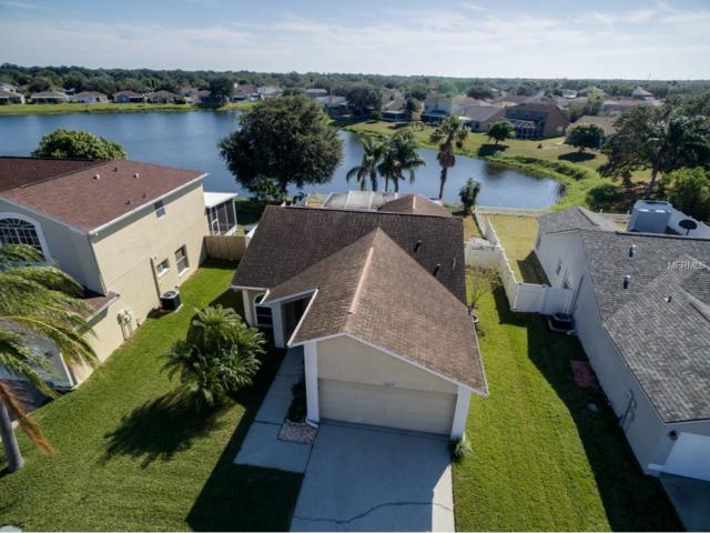 1222 Cressford Place, Brandon, FL 33511 (MLS #T2914499) :: Team Bohannon Keller Williams, Tampa Properties