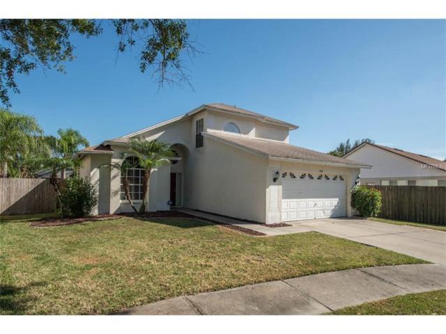 1734 Scotch Pine Drive, Brandon, FL 33511 (MLS #T2914527) :: Team Bohannon Keller Williams, Tampa Properties