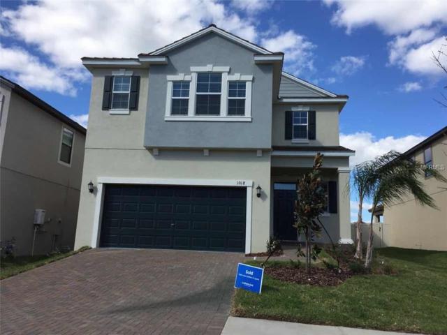 1018 Oliveto Verdi Court, Brandon, FL 33511 (MLS #T2914580) :: Team Bohannon Keller Williams, Tampa Properties