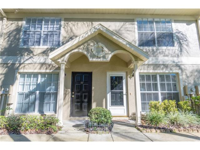 2879 Thaxton Drive #58, Palm Harbor, FL 34684 (MLS #T2914745) :: Delgado Home Team at Keller Williams